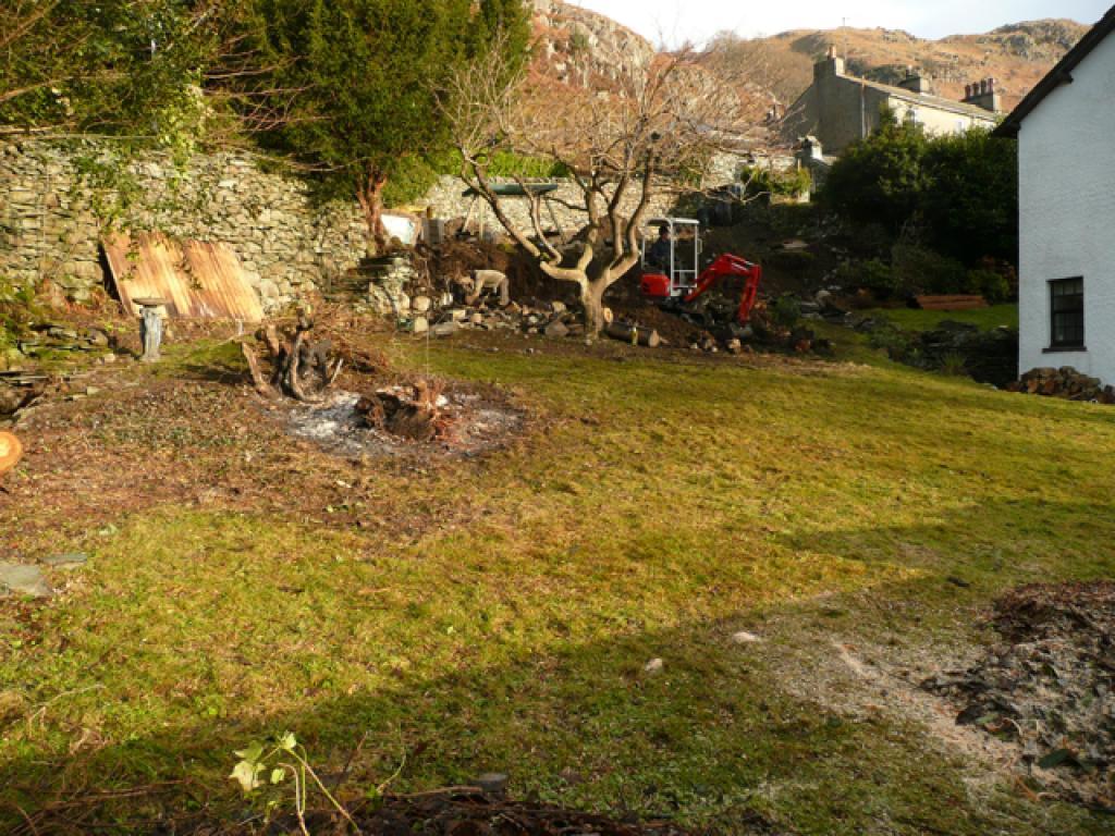 Pilgrims Rest, Chapel Style   Landscape Gardeners Cumbria